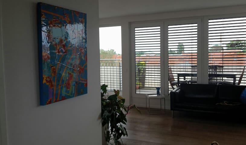 MODERNE WOHNUNG IM SÜDOSTEN BERLINS - Berlin - Appartement en résidence