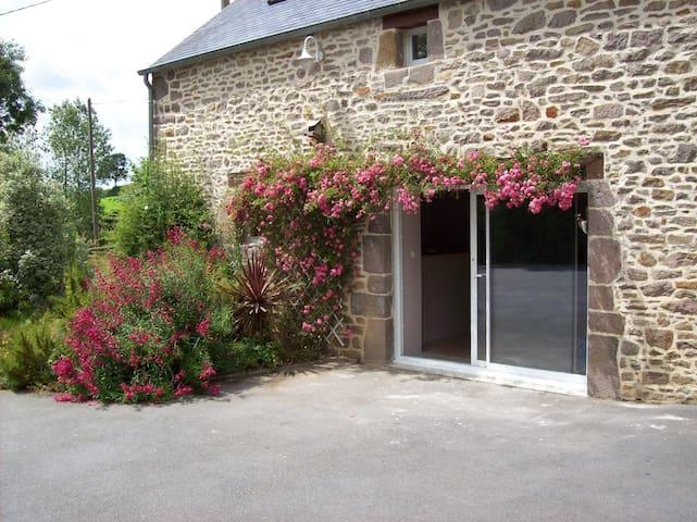 Gîte rural en pierre - Couville - Appartement