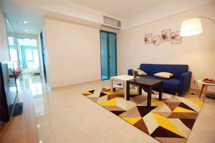 东门附近港澳8号精装修温馨公寓 - Shenzhen - Wohnung