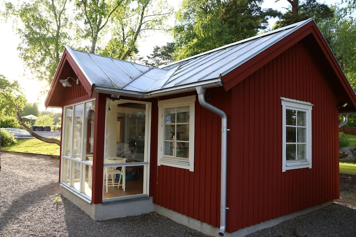 Lakeview House with Swimming pool-15min to Arlanda - Sigtuna