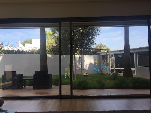 Grande villa moderne 150m plage - Mohammédia - Huis