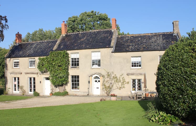 Bed and Breakfast at Lubborn House - Baltonsborough - Bed & Breakfast