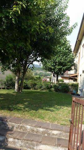 Home in Ome village in the hearth of Franciacorta - Ome - Villa