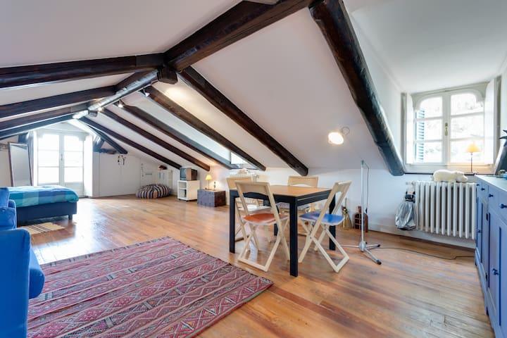Ex monastero Maison Al Fiore Bed and Breakfast - Montaldo Torinese - Bed & Breakfast