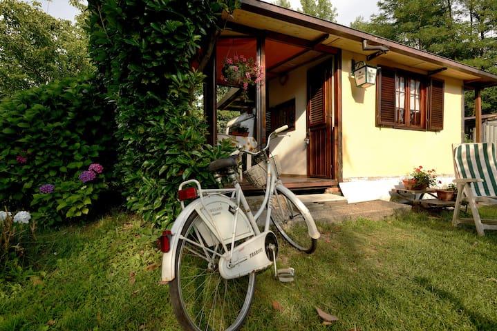 """Lago Maggiore"""" SWEET HOME"""" - Malgesso - Autocaravana"""