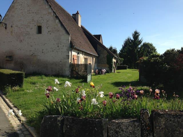 Maison de pierre - un grand jardin - Villavard - 獨棟