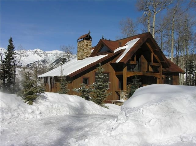 EUREKA! LUXURIOUS  HOME,GREAT LOCATION ,SKI ACCESS - Маунтин-Виллидж