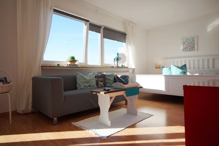 City-Apartment am HBF (WLAN/Balkon) - Bremen - Apartmen