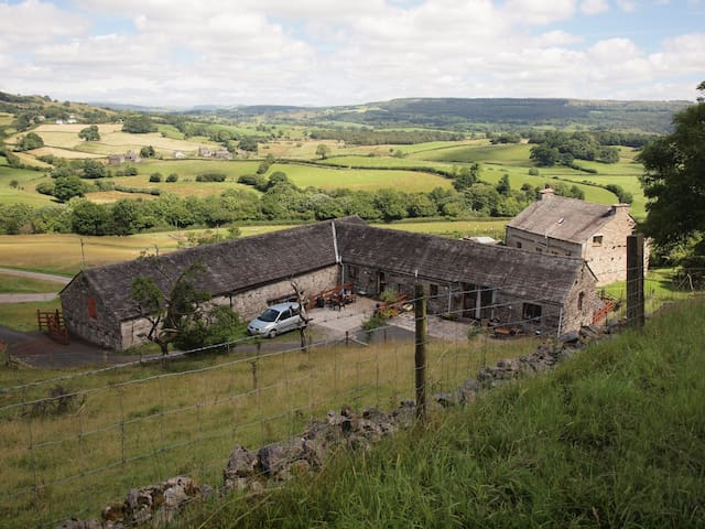 Fellside Barn, spacious, characterful conversion - Cumbria - Hus