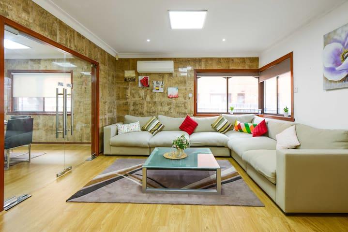 The Heart of Footscray - Footscray - Huis