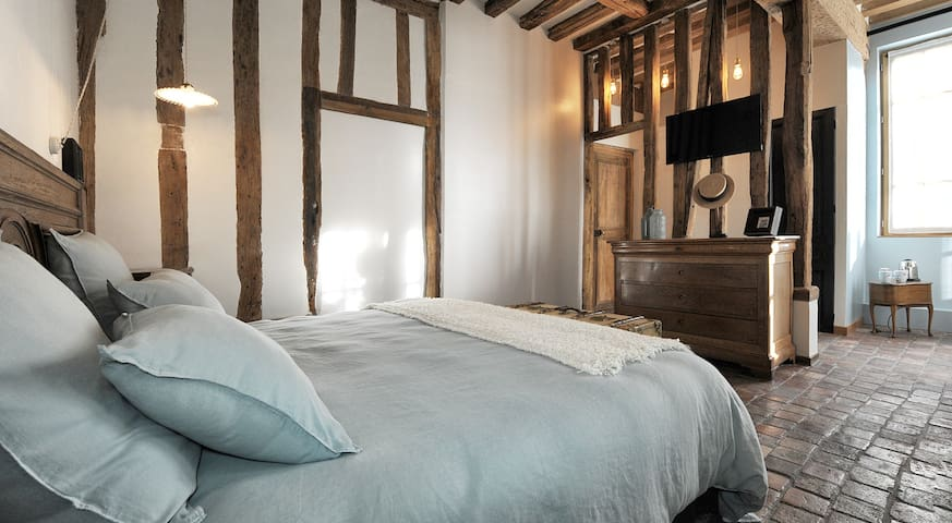 Home saint jacques - Conches-en-Ouche - Bed & Breakfast