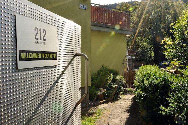 120 sqm for individualist - Пфорцхайм - Квартира