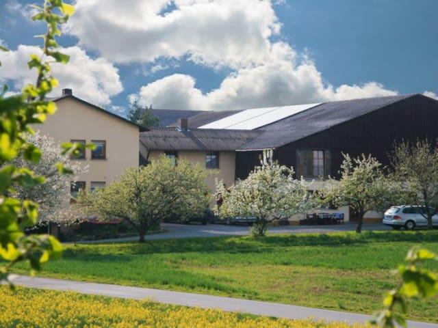 Landurlaub auf Schmidts Ferienhof - Ostheim vor der Rhön - Appartement