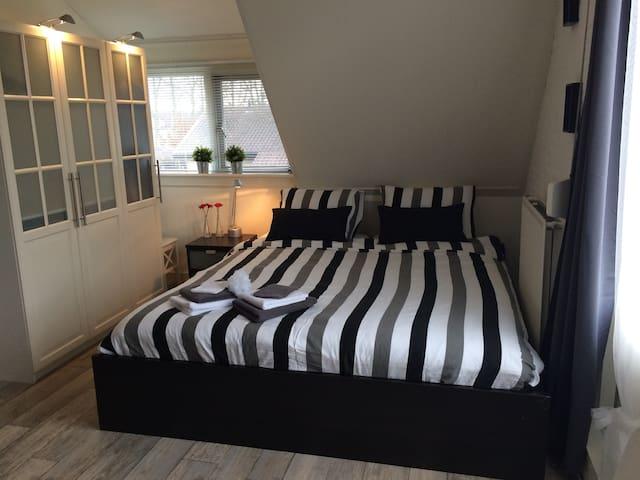 Comfortabele & knusse gastenkamer - Voorthuizen