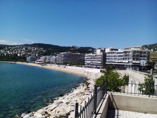Apartment with magic view!!! ;) - Καβάλα - Daire