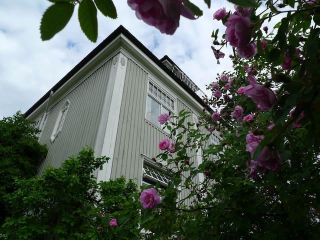 Brønnøya hovedgård - Nesøya - Pousada