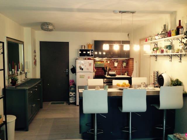 APPARTEMENT COSY T2 + PARKING PRIVÉ - Montpellier - Appartement