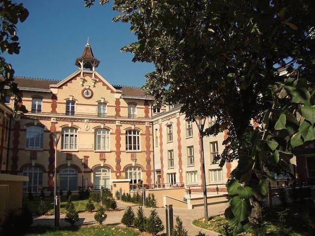 Studio Paris Sud - Mairie D'Issy - Issy-les-Moulineaux - Daire