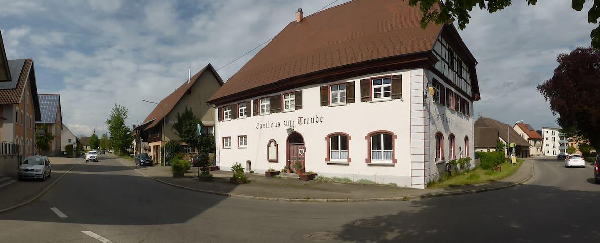 Historisches Haus - Wilhelmsdorf - Hus