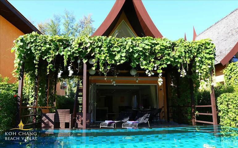 Holiday Pool Villa 61E - Ko Chang