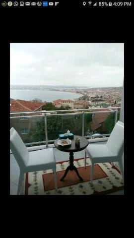 Luxurious apartment with Seaview - Istanbul - Lägenhet