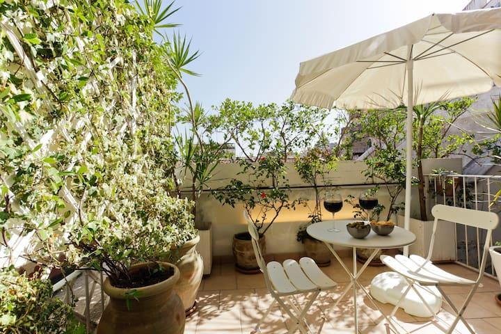 loft dans le coeur de Palermo - Palerme - Loft