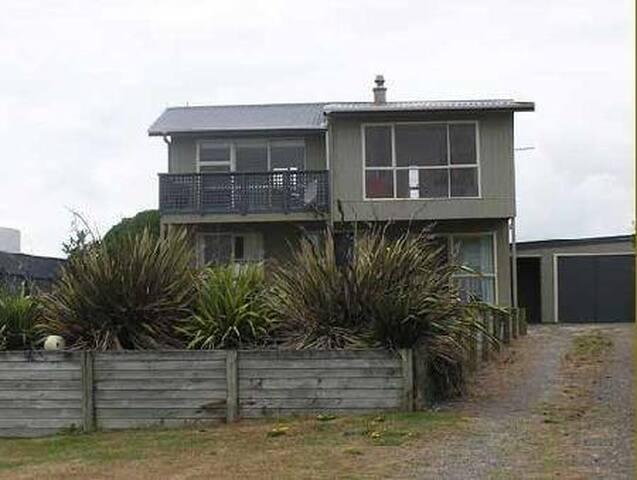 Waitarere family beach house - Waitarere Beach - Huis