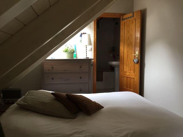 Ático dúplex 3 dormitorios 2 baños - Sallent de Gallego - Leilighet