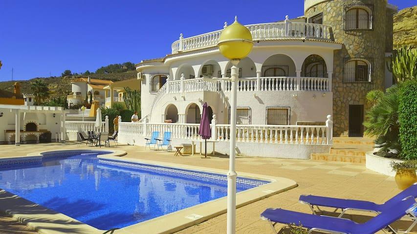 Luxurious 4 bedroom villa - Rojales - Villa
