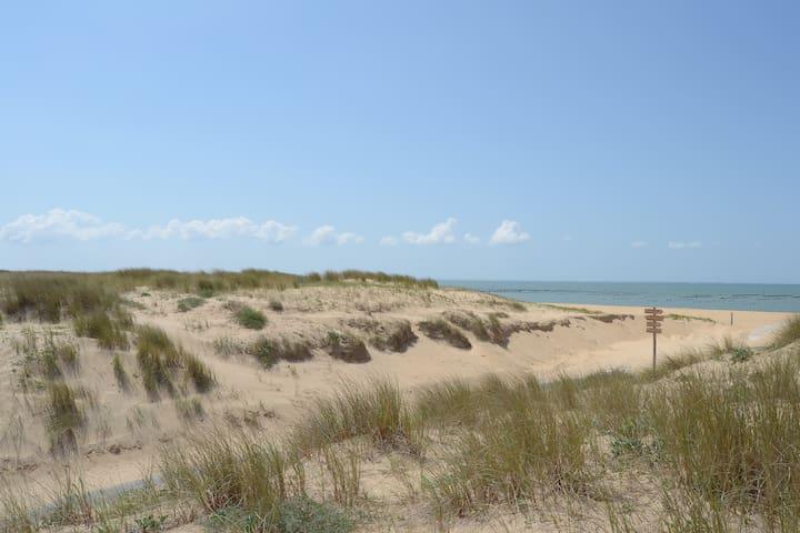 Atlantic Coast Maisonnette - La Faute-sur-Mer - Lägenhet