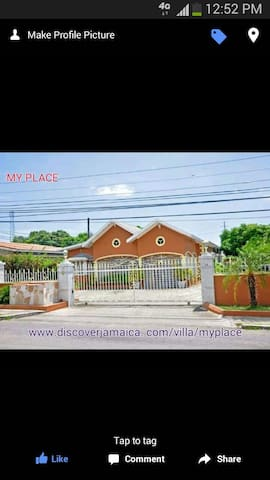 A home away from home - Kingston - Villa