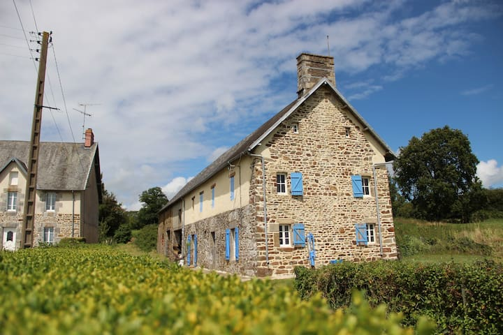 family-friendly, countryside - Roncey - Bed & Breakfast