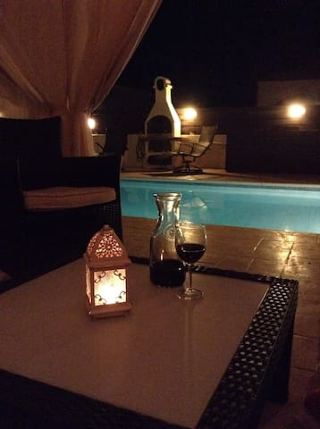 A  3 Bedroom Deluxe Villa  For Rent - Liopetri, Ayia Napa - Maison