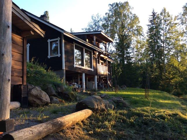 Ranch Tottijärvi - Tottijärvi - 一軒家