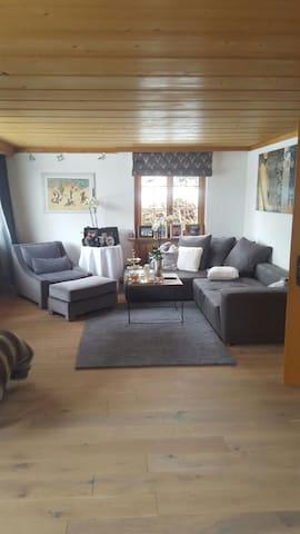 charming Chalet at best location next to 5*Alpina - Saanen - Casa