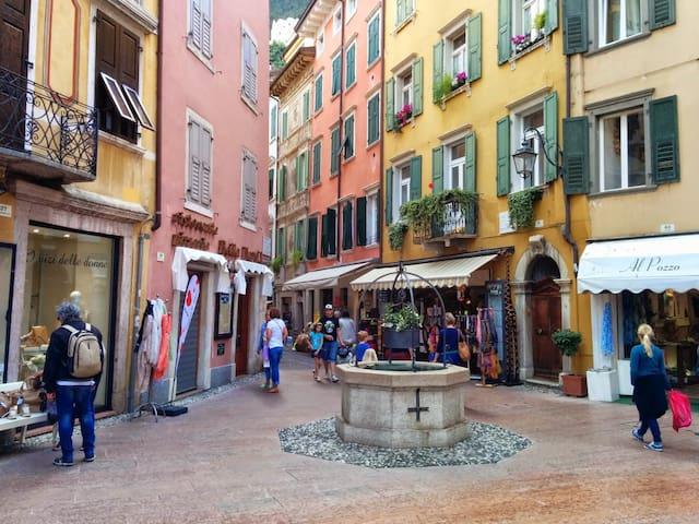 Appartament on Riva Del Garda - Riva del Garda - Lägenhet