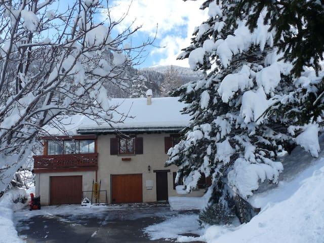 studio à la montagne - Montricher-Albanne - Lägenhet