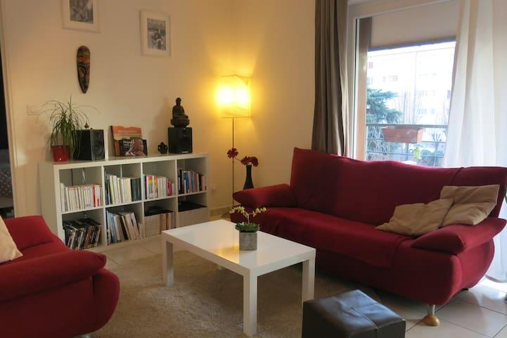 Appartement Cosy T2 tout équipé - Joué-lès-Tours - Pis