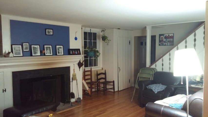 Family Home in Bryn Athyn - Bryn Athyn - Casa