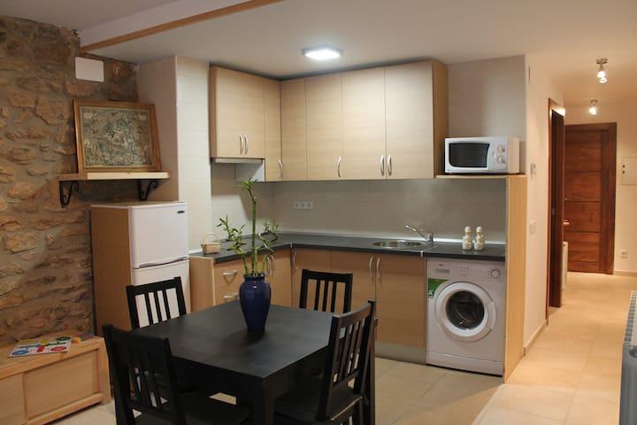 Apartamento acojedor (recien construcción) - Sort - Appartement