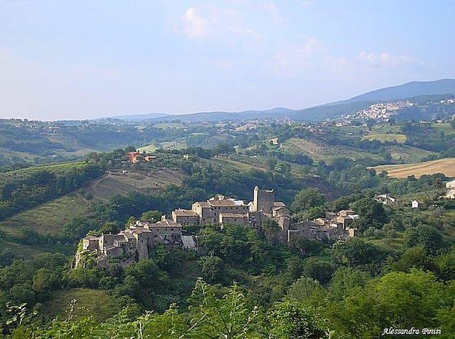 Casa in campagna - Ponticelli - Casa