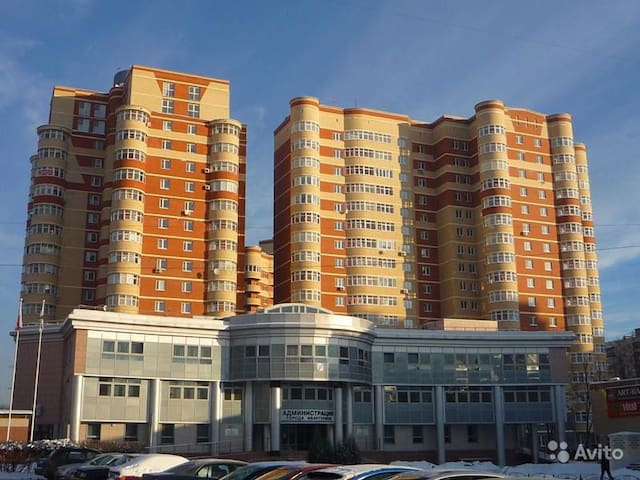 Modern living near Moscow - Ivanteevka