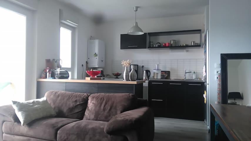 Appartement agréable près de la gare - Thouaré-sur-Loire - Appartement