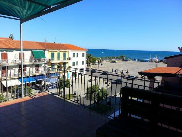 Apartment with Terrace - Marina di Casalvelino - Apartament