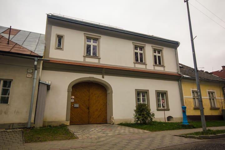 Historical Guest House - Ružomberok - Departamento