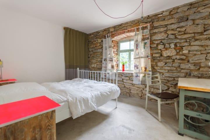 """""""Little house"""" in pretty village - Wirsberg - Huis"""