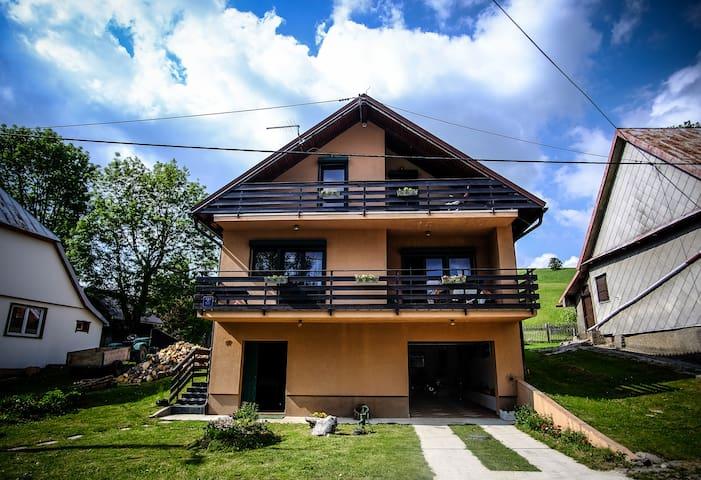 Kuća Bor / House Bor (Pine) - Mrkopalj