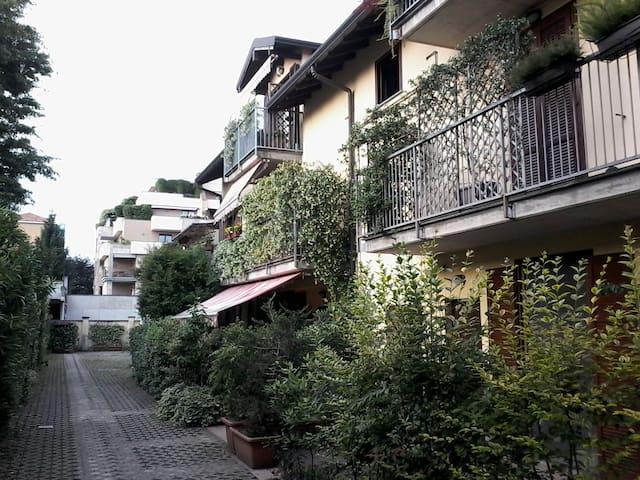 Flat in Saronno, close to Milan, Como, MXP Airport - Saronno - Lägenhet