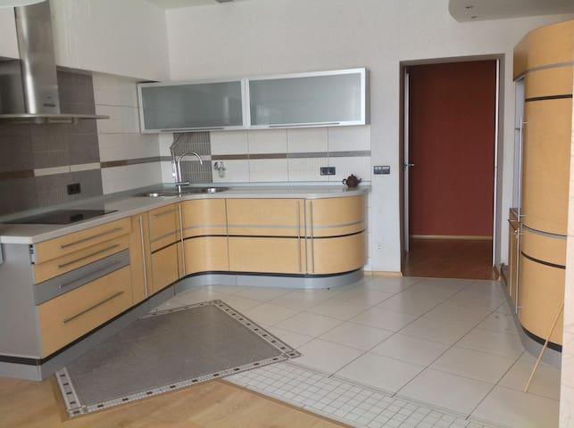 Двухспальные апартаменты - Novosibirsk - Departamento