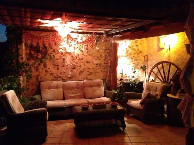 """PRIORAT September """"Climbing in Montsant"""" - La Vilella Baixa - Casa"""